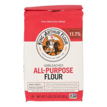 King Arthur Unbleached Flour - Case Of 12 - 2