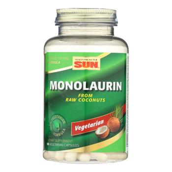 Health From The Sun Monolaurin  - 1 Each - 90 Vcap