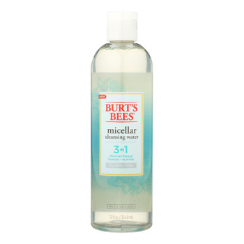 Burt's Bees 3-in-1 Micellar Cleansing Water  - 1 Each - 12 Fz