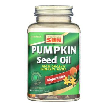 Nature's Life - Pumpkin Seed Oil 100% Veg - 1 Each - 90 Sgel