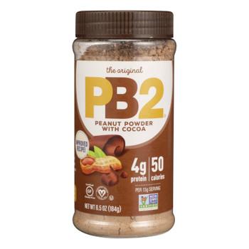 Pb2 With Premium Chocolate  - Case Of 6 - 6.5 Oz