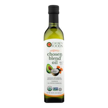 Chosen Foods Chosen Blend Oil  - Case Of 6 - 16.9 Fz