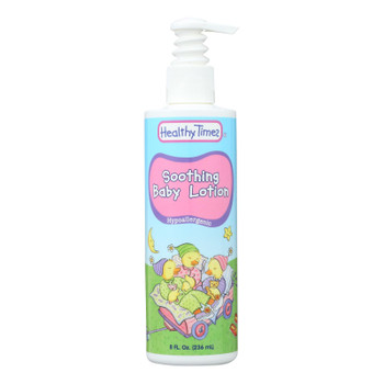 Healthy Times - Baby Lotion Sthng Hypo Fat Free - 1 Each - 8 Fz