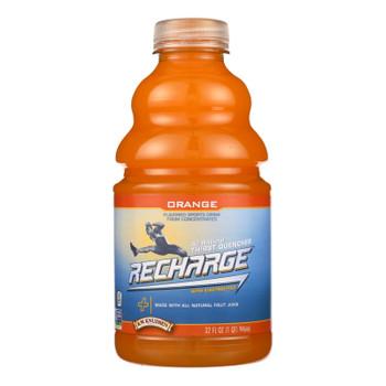 Rw Knudsen Recharge Orange Juice  - Case Of 6 - 32 Oz