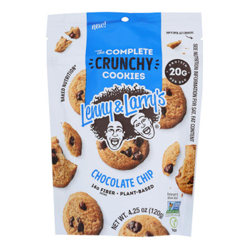 Lenny & Larry's® The Complete Crunchy Cookies - Case Of 6 - 4.25 Oz