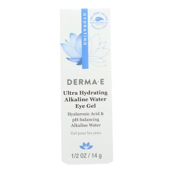 Derma E - Eye Gel Hydrating Alkln - 1 Each - .5 Oz