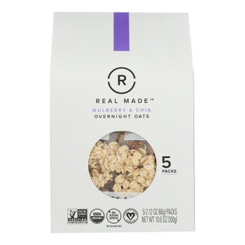 Real Made - Ovrnt Oat Mlby Chi 5p - Case Of 6-10.6 Oz