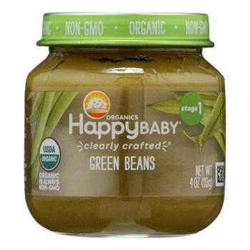 Happy Baby - Cc Green Bns Stg1 Jar - Case Of 6 - 4 Oz