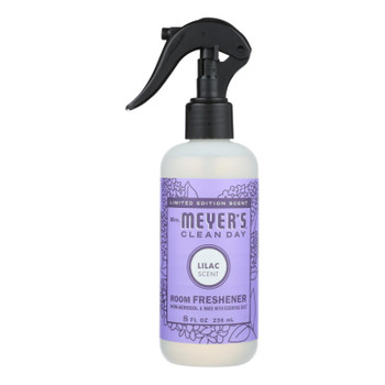 Mrs.meyers Clean Day - Room Freshener Lilac - Case Of 6 - 8 Oz