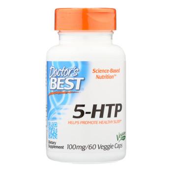 Doctor's Best - 5-htp 100mg - 1 Each-60 Vcap