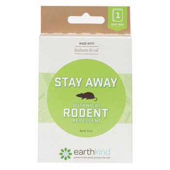 Stay Away By Earthkind - Stay Away Rodent - Case Of 8-2.5 Oz