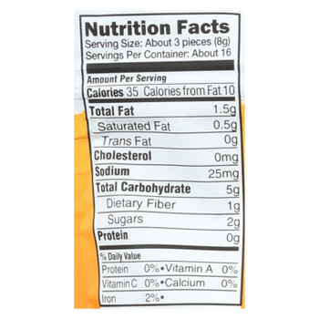 Happy Tot Toddler Snack, Vanilla Oat  - Case Of 8 - 4.4 Oz