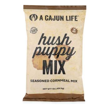 A Cajun Life - Mix Hush Puppy - Case Of 6 - 1 Lb