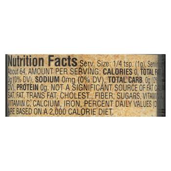 Morton & Bassett - Seasoning Onion Powder - Case Of 3 - 2.3 Oz