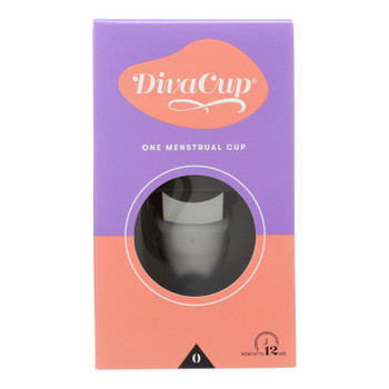Diva Cup - Diva Cup Model 0 - 1 Each - Ct