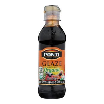 Ponti - Glz W/aceto Bals Mdn - Case Of 6 - 8.82 Oz