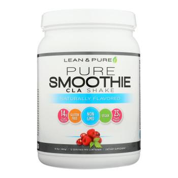 Lean & Pure - Shake Pure Smoothie Cla - 1 Each - 17.4 Oz
