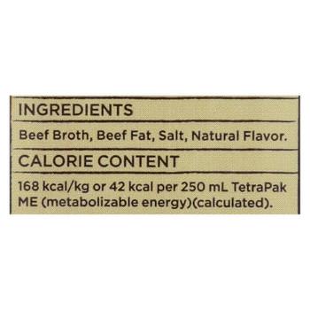 Castor & Pollux - Broth Green Fr Beef Bone - Case Of 24 - 8.4 Fz