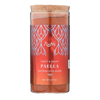 Rumi - Saffron Sweet Smky Paella - Case Of 6 - 2.5 Oz