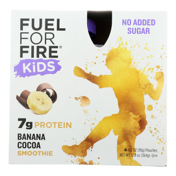 Fuel For Fire - Prot Smthie Kid Ban Coco - Case Of 6 - 4/12.8 Z