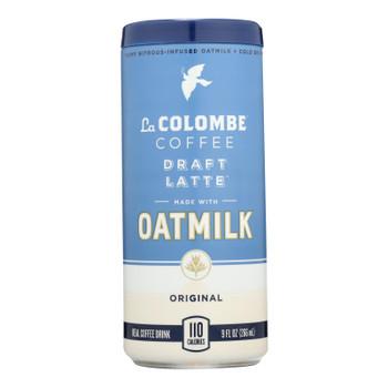 La Colombe - Drft Latte Otmlk Original - Case Of 8 - 9 Oz