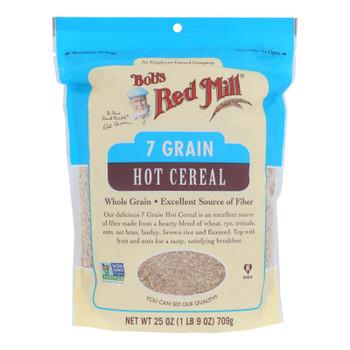 Bob's Red Mill - Cereal 7 Grain - Case Of 4-25 Oz