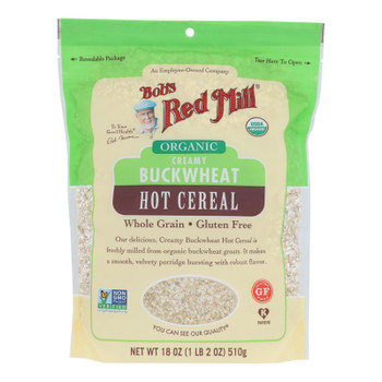 Bob's Red Mill - Cerial  Buckwheat - Case Of 4-18 Oz