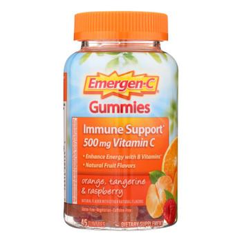 Emergen-c - Gummies Immune Sup Core - 1 Each - 45 Pkt