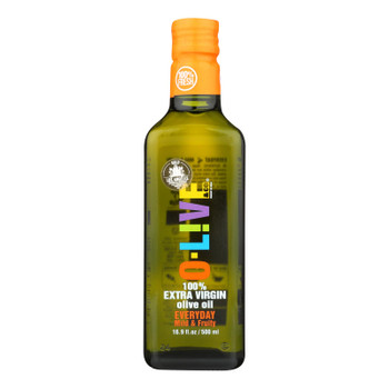 O-live & Co - Olive Oil Extra Virgin - Case Of 6-16.9 Fz