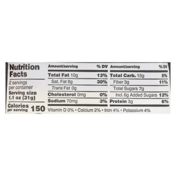 Kate's Real Food - Bar Organic Bivy Lemon Coconut - Case Of 12 - 2.2 Oz