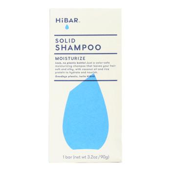 Hibar Inc - Shampoo Solid Moisturize - 1 Each-3.2 Oz