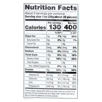 Calbee Snapea Crisp Rich & Savory Green Pea Snack Crisps - Case Of 12 - 3 Oz