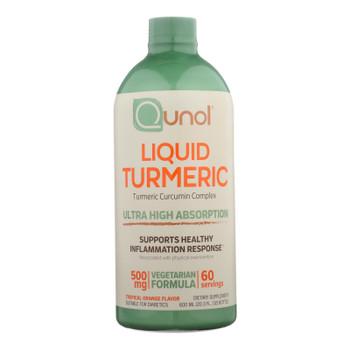 Qunol - Turmeric Liquid 500mg - 1 Each 1-20.3 Fz