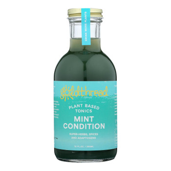 Goldthread - Tonic Mint Condition Plnt - Case Of 6-12 Fz