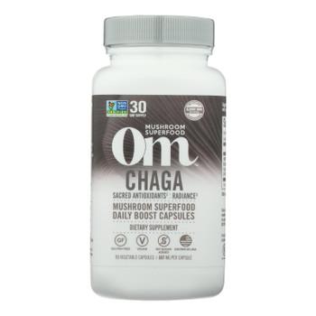 Organic Mushroom Nutrition - Mush Sprfd Chaga - 1 Each - 90 Ct