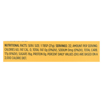 Local Hive 100% Pure Raw & Unfiltered Honey - Case Of 6 - 16 Oz - 2389195