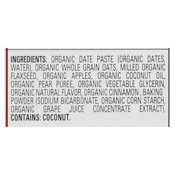 Happy Kid Fruit & Oat Bar, Apple & Cinnamon, 5 Bars  - Case Of 6 - 5/.99 Oz