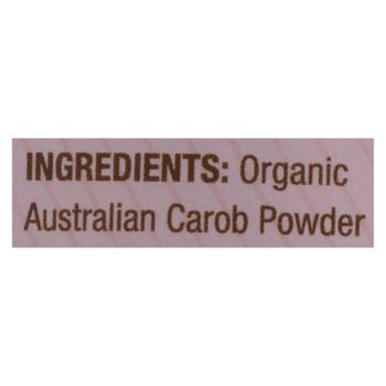 Missy Js - Carob Powder Og2 Vegan - Cs Of 6-8 Oz