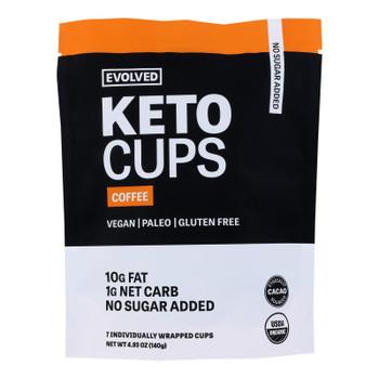 Evolved - Keto Cups Og2 Coffee - Cs Of 6-4.93 Oz