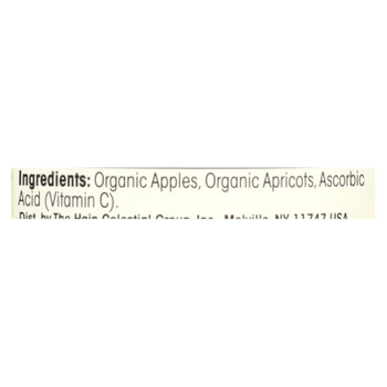 Earth's Best - Stage 2 Apple Arpicot- Case Of 10-4 Oz