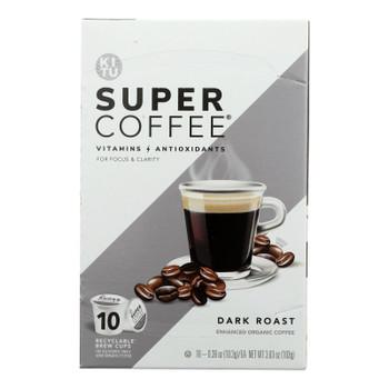 Kitu - Coffee K-cup Dk Rst 10ct - Cs Of 6-3.63 Oz