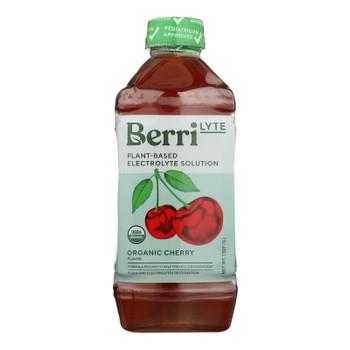 Berri Lyte - Juice Electro Cherry - Case Of 6 - 1 Ltr