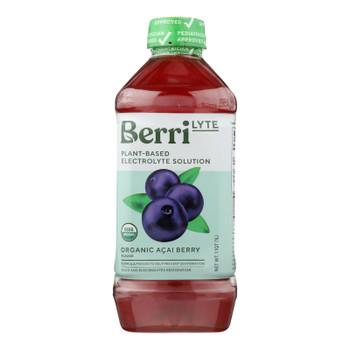 Berri Lyte - Juice Electro Acai - Case Of 6 - 1 Ltr