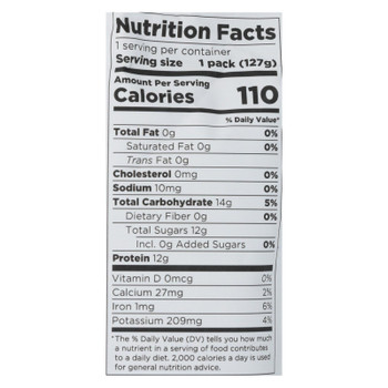 Fuel For Fire Mixed Berry Protein Smoothie, Mixed Berry - Case Of 12 - 4.5 Oz