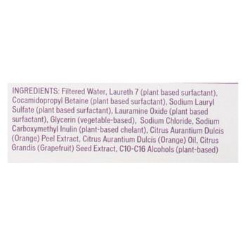 Biokleen - Laundry Liquid Citrus - Case Of 6-32 Fz