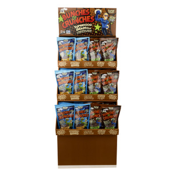 Bakery On Main Bunches Of Crunches  - Case Of 36 - 11 Oz