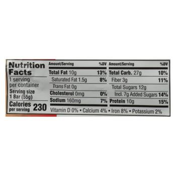 Evolve Protein Bar - Case Of 12 - 1.94 Oz