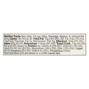 Karma Coconut Crunch Roasted Cashews  - Case Of 6 - 8 Oz
