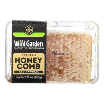 Wild Garden - Honey Comb - Case Of 6 - 200 Grm