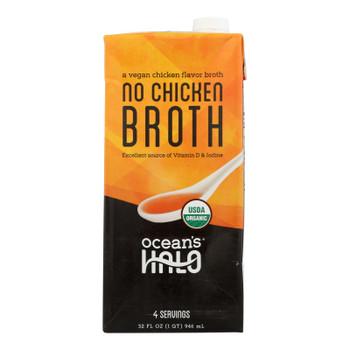 Ocean's Halo - Broth Og2 No Chicken - Cs Of 6-32 Fz